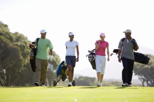 golf friendship